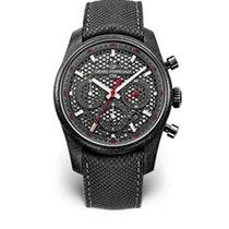 Girard Perregaux Carbon Automatic No numerals 42mm new Competizione