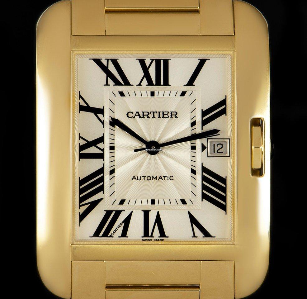Cartier Tank órák  aa6b7e9f64