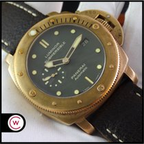 Panerai Submersible BRONZO 382 Special Editions 1950