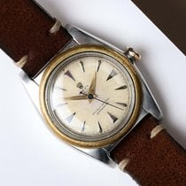 Rolex Bubble Back Goud/Staal 31mm Nederland, Maastricht