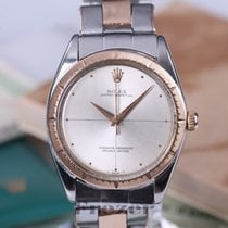 Rolex 34mm Automatic 1965 pre-owned Oyster Perpetual 34 White