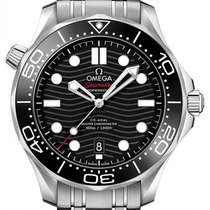 Omega Seamaster Diver 300 M Steel 42mm Black No numerals United States of America, Florida, Hollywood