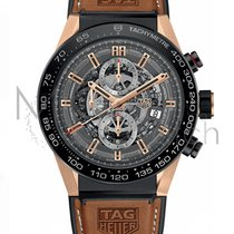 TAG Heuer Carrera Calibre HEUER 01 new 45mm Titanium