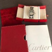 Cartier Roadster Stahl 37mm Schwarz Arabisch Deutschland, Frankfurt