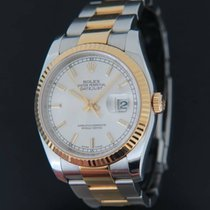 Rolex Datejust Gold/Steel 116233