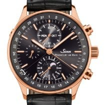 Sinn Rose gold Automatic Black Arabic numerals 41.50mm new