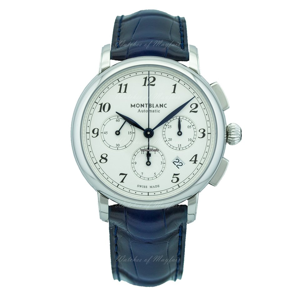 2f68982afd3 Montblanc Star Legacy Automatic Chronograph 118514 | Montblanc Reference  Ref ID 118514 Watch at Chrono24