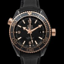 Omega Seamaster Planet Ocean new Automatic Watch with original box and original papers 215.63.46.22.01.001