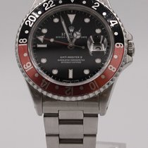 Rolex GMT-Master II Steel 40mm Black No numerals United Kingdom, Middlesbrough