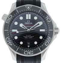 Omega Seamaster Diver 300 M new 2019 Automatic Watch with original box and original papers