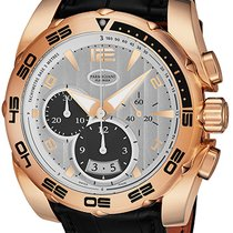 Parmigiani Fleurier Pershing Rose gold Silver United States of America, New York, Brooklyn