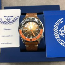 Squale Steel 44mm Automatic pre-owned