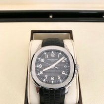 Patek Philippe 5167A-001 Steel 2011 Aquanaut 40mm pre-owned