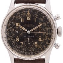 Breitling 806 Steel 1959 Navitimer 40mm pre-owned United States of America, California, West Hollywood