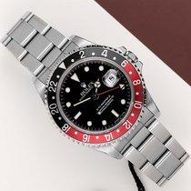 Rolex 16710 Acier 1995 GMT-Master II 40mm occasion