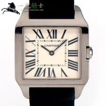 Cartier Santos Dumont White gold 39mm White United States of America, California, Los Angeles