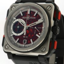 Bell & Ross Titane 45mm Remontage automatique BRX1-CE-TI-REDII occasion Belgique, Gent