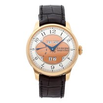 F.P.Journe Rose gold 40mm Automatic QP G 40 A pre-owned