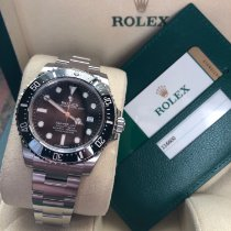 Rolex Sea-Dweller 4000 116600 2017 new