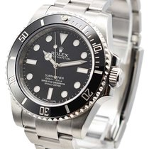 Rolex Submariner (No Date) 40mm Black