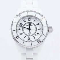 Chanel J12 33mm Quartz new Watch with original box and original papers