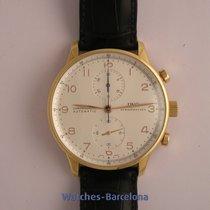 IWC Portuguese Chronograph Oro amarillo 40.9mm España, Barcelona