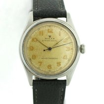 Rolex Steel 31mm White Arabic numerals