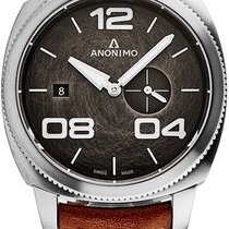 Anonimo Militare Steel 43.4mm Bronze United States of America, New York, Brooklyn
