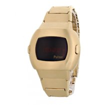 Pulsar Yellow gold 41mm Quartz P3 pre-owned
