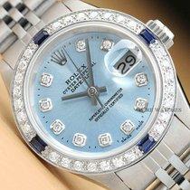 Rolex Lady-Datejust Steel 26mm Blue