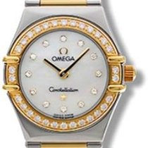 Omega Constellation 1365.75.00 pre-owned