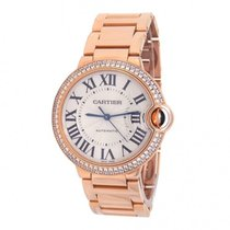 Cartier WE9005Z3 Rose gold Ballon Bleu 36mm 36mm pre-owned