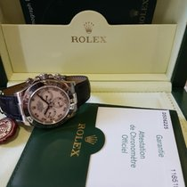 Rolex Daytona Or blanc