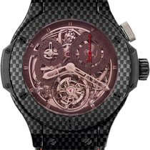Hublot Big Bang Ferrari new Manual winding Chronograph Watch with original box 308.QX.1110.HR.SCF11