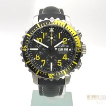 Fortis Marinemaster Chronograph Yellow 671.24.14 L.01 aus 2016