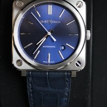 Bell & Ross BR S BRS92-BLU-ST/SCR 2020 new
