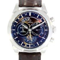 Omega De Ville Co Axial Chronoscope GMT 42213445213001