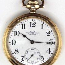 Ball 19J Pocket Watch  Official RR Standard c.1907