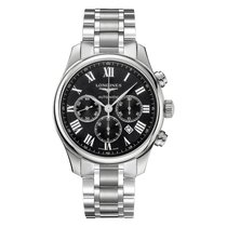 Longines Master Collection L28594516 new
