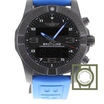 Breitling Professional Exospace B55 SuperQuartz Black Titanium...