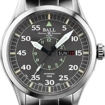 Ball Engineer Master II Aviator NM1080C-S5J-GY new