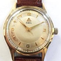 Ebel Classic 35mm Silver (solid) Arabic numerals
