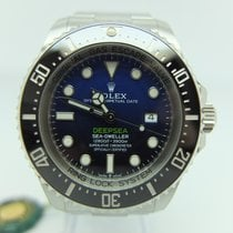 Rolex Sea-Dweller Deepsea D-Blue New Full Set