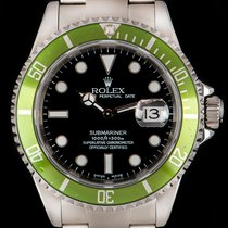 Rolex Submariner Date 16610LV 2003 подержанные