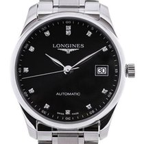 Longines Master Collection Steel 36mm Black