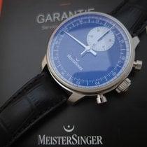 Meistersinger Singular Chronograph Valjoux 7750 Automatic MM302