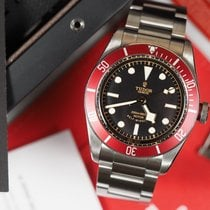 Tudor Black Bay Red ETA 79220R