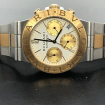 Bulgari Diagono CH 35 SG 2008 pre-owned