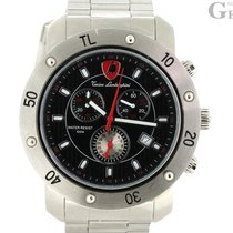 Tonino Lamborghini 45mm Quartz pre-owned Black