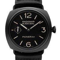 Panerai Radiomir Black Seal Ceramic 45mm Black Arabic numerals United Kingdom, Edinburgh